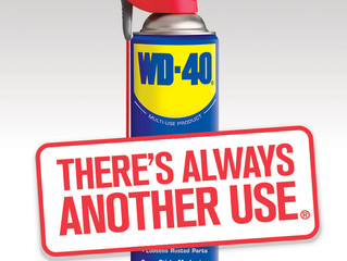 The Amazing WD-40