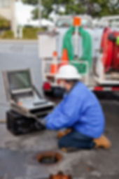 Professional Sewer Inspection