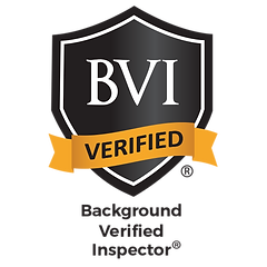 Background Verified Inspector Logo
