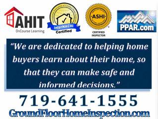 Ground Floor Home Inspection