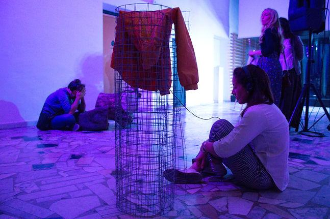 Fabrizio Monsellato, Salvatore Ricci, Federica Romano, Nicola Piscopo, &nd project, team, contemporary art, arte contemporanea, napoli