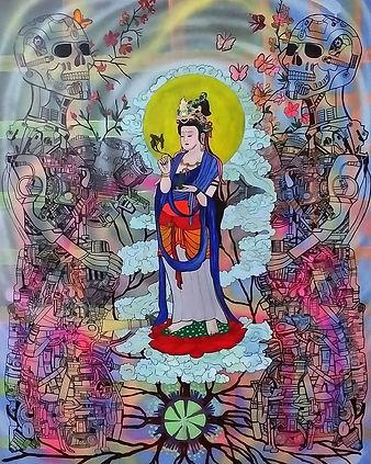 New Future Buddha $4000