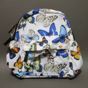 Butterfly Print Backpack