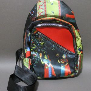 Indian Print Side Bag
