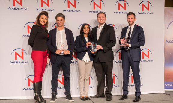 Analytical Space Wins 2018 NASA iTech Competition