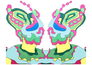 Mirrored Jester