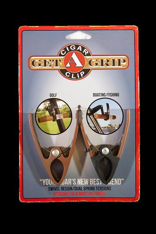 Get A Grip - Cigar Clip