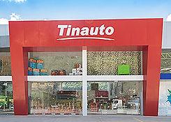 Nova loja de tintas Tinauto em Manhuaçu.