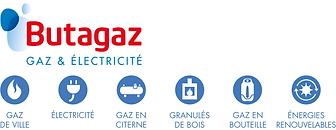 Logo-frise multi-energie Butagaz site in