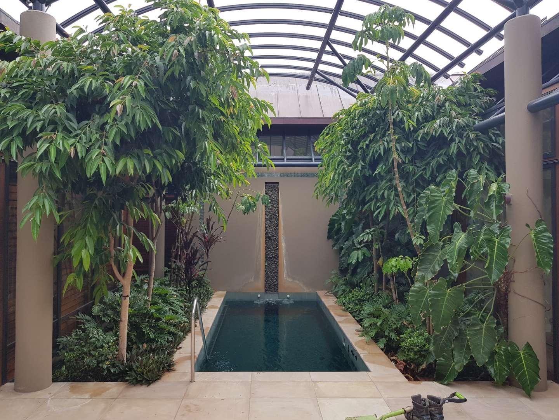 Topgarden indoor landscape design
