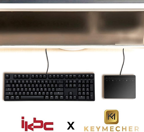 iKBC x Keymecher Combo Set (Keyboard+Touchpad)