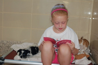 The Spirit of Youth in Animal Welfare