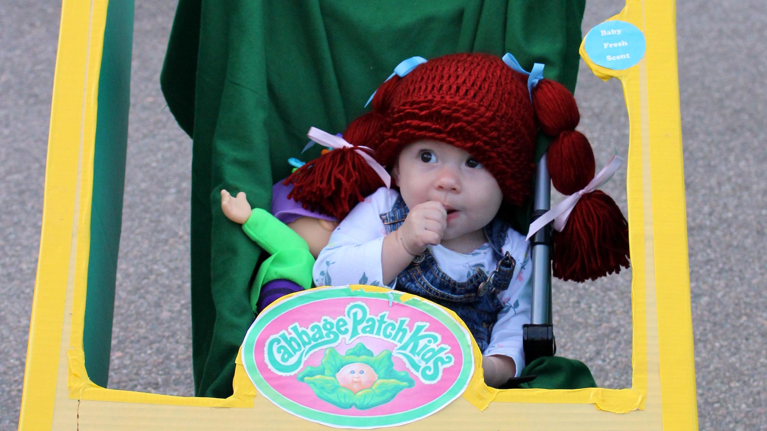 Charleston Staniszewski as Cabbage Patch Baby