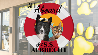 All Aboard the S.S. Albrecht!