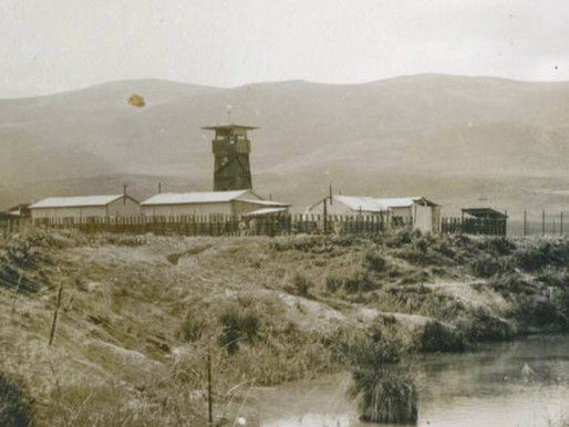 קיבוץ ניר דוד בנה בתים משני צידי נחל האסי בעידוד המדינה, עקב שיקולים ביטחונים ותברואתיים