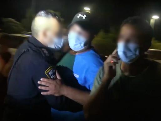 מפגינים פרצו אמש בתוקפנות לקיבוץ ניר דוד, עם שקי שינה ואוהלים, המשטרה עיכבה לחקירה את המארגנים