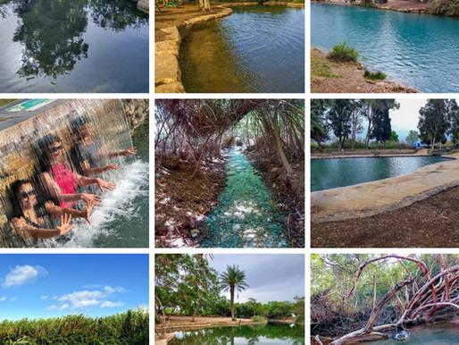 בקרבת מקטע האסי העובר בקיבוץ יש כ- 35 מעיינות, נחלים ואלפי דונמים של פארקים ושמורות הפתוחים לציבור