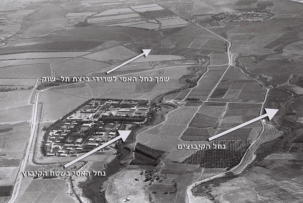 קיבוץ ניר דוד (תל עמל) 30 בנובמבר 1946. 2
