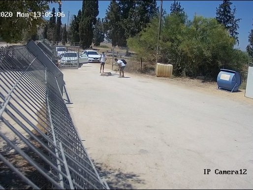 ישראל היום: קרנבל בנחל • ברגע שהוא גולש לאלימות, המאבק סביב אחד המקומות היפים בארץ צולל למים עכורים