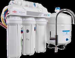 Система обратного осмоса для очистки воды