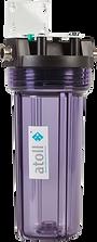 Магистрльный фильтр для очистки воды