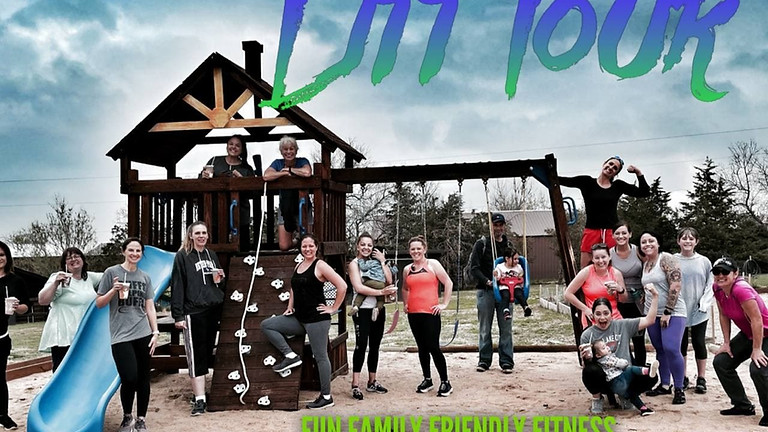 Litt Tour!! (Fitt Tour with a Twist) May 22nd
