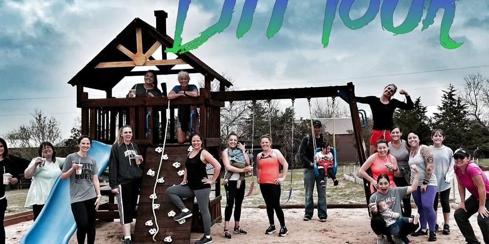 Litt Tour!! (Fitt Tour with a Twist) June 12th