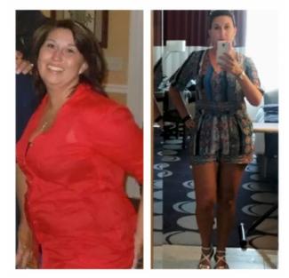 Taunya drops weight regardless of autoimmune challenges