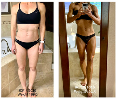 Lynn finds tools to keep her elite fitness up and loses 10lbs