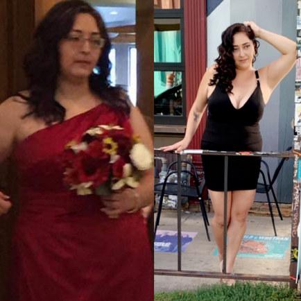 50lb Weight Loss