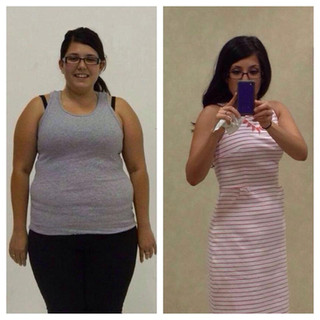 50lbs lost