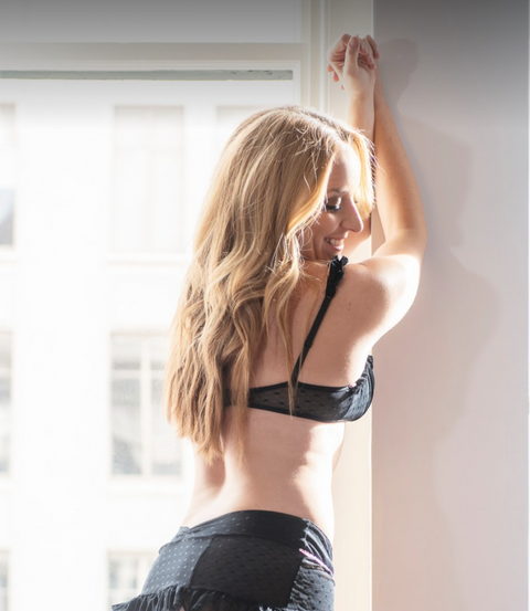 Lingerie Photoshoot After Booty Program