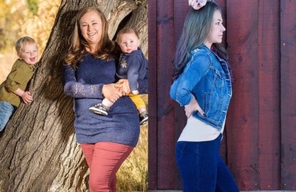 Brittany loses over 100lbs in ordere to have a healthy pregnancy