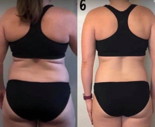 42 lbs weight loss