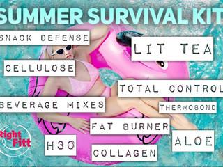 Summer Survival Kit 🌞