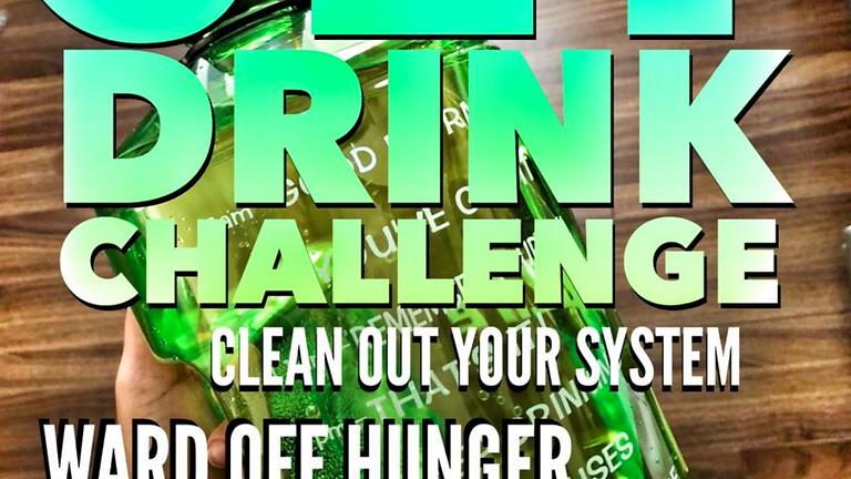 JET Drink Challenge