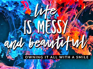 I am journey retreat - life is messy and