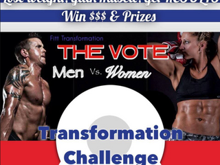 The Vote Weight Loss Challenge
