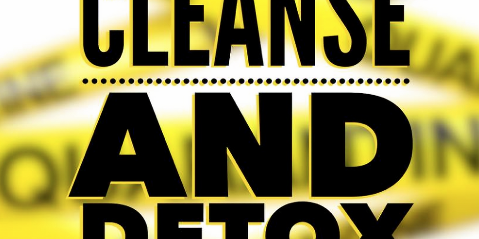 21 Day Detox and Cleanse
