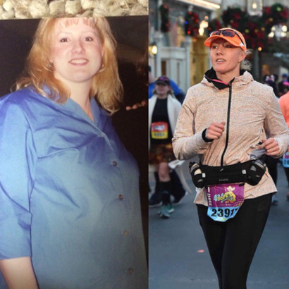 Robin starts with just 3 days devoted...it turns into a full new lifestyle!