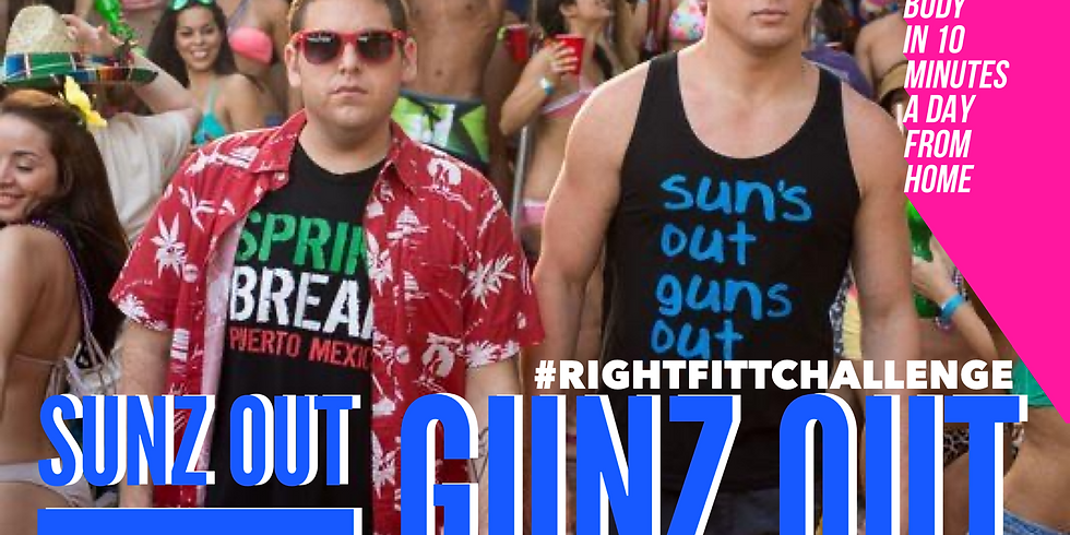 Sunz Out Gunz Out