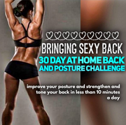 Back and Posture Challenge
