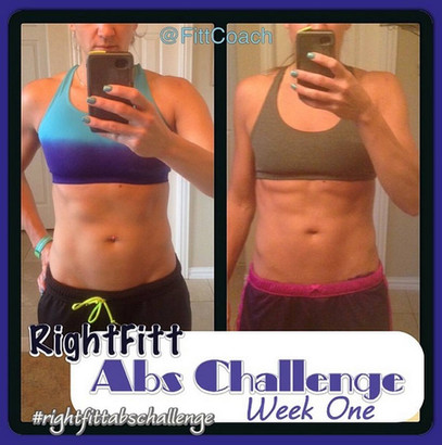 Abs Challenge Results