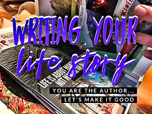 I am journey retreat - writing your stor