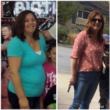 40lb Weight Loss