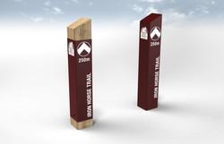 meterage markers
