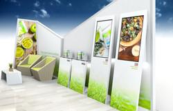 Vega tradeshow concept