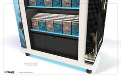 MyPakage Floor Display Concepts