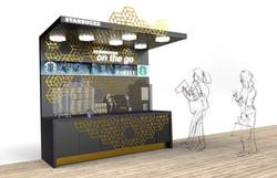 Starbucks OTG Concept-
