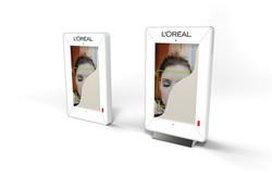 L'Oreal mirror